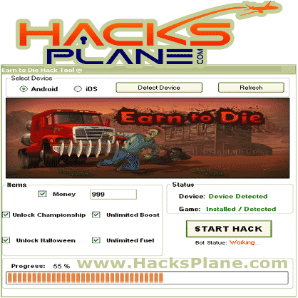 Earn to Die 2 Hack Tool No Survey