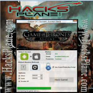 Game of Thrones Hack Tool