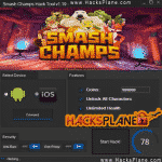 Smash Champs Hack Tool