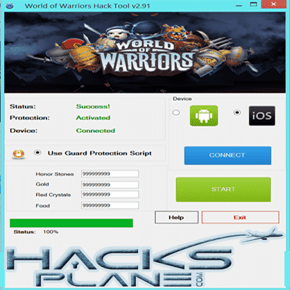 World of Warriors Hack Tool