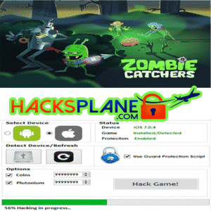 Zombie Catchers Hack Tool