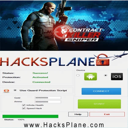 Contract Killer Sniper Hack Tool