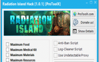 Radiation Island Hack