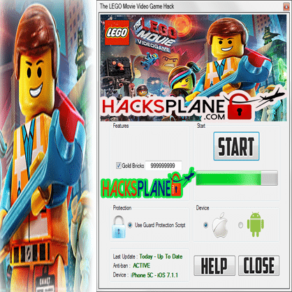 The LEGO Movie Video Game Hack