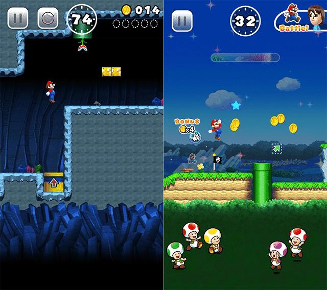 Free Coins in Super Mario Run